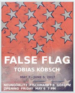 False Flag · Tobias Köbsch