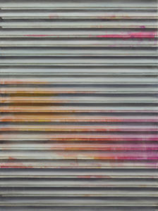 defender02, acrylic on canvas, 91 × 61, 2015